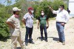 El Gobierno de Los Cabos trabaja en la rehabilitación de Caminos Rurales