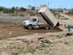 Al 80% por ciento el avance en la rehabilitación de calles, caminos y avenidas en Los Cabos
