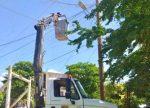En este 2020, más de 9 mil luminarias ha reparado e instalado el Gobierno de Los Cabos