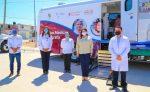 """Con la """"Jornada Social de Asistencia Ciudadana COVID-19"""", en Los Cabos se han realizado más de mil 600 atenciones médicas"""