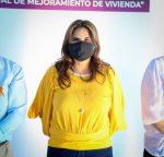 """¡Compromiso cumplido! Presidenta Armida Castro apoya a familias afectadas por el huracán """"Genevieve"""""""