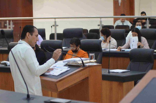 PGJE y SSPE inician comparecencias en el Congreso de BCS