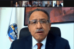 Participa rector de la UABCS en panel magistral sobre autonomía universitaria