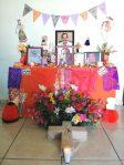 Con altar de muertos la CEDH rinden homenaje a Silvestre de la Toba Camacho