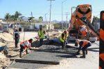 Mejora la circulación vial sobre calle Margarito Sandez Villarino en SJC