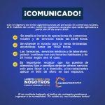 AMPLÍAN HORARIO PARA ESTABLECIMIENTOS COMERCIALES Y DE SERVICIOS EN LORETO.