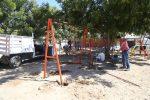 Continúa la rehabilitación de parques en Los Cabos