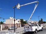 Servicios Públicos refuerza el mantenimiento y rehabilitación de luminarias en Cabo San Lucas