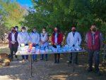 Gobierno de Los Cabos continúa apoyando a los habitantes de la zona rural; 4 mil medicamentos se han entregado en las Casas de la Salud