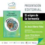 PRESENTARÁN LIBRO GANADOR DEL PREMIO LITERARIO ESTATAL DE POESÍA 2020