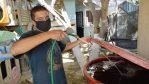 Una realidad el abastecimiento de agua potable en la colonia Miranda de CSL