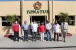 Alcaldesa Lorena Cortés encabezó recorrido con FONATUR y API, buscando mejorar la imagen de CSL