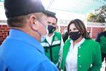 """""""El Partido Verde Ecologista convoca a mujeres y hombres a ser la fuerza que Baja California Sur necesita"""": Armida Castro Guzmán"""