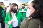 """""""Vamos de la mano de mujeres y hombres sudcalifornianos por un Gobierno Ciudadano"""": Armida Castro Guzmán"""