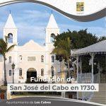 Conmemora XIII Ayuntamiento el 291 aniversario de la fundación de San José del Cabo