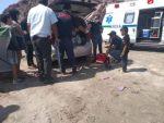 BOMBEROS Y PARAMÉDICOS DE LORETO ATENDIÓ EMERGENCIAS DURANTE LA SEMANA MAYOR