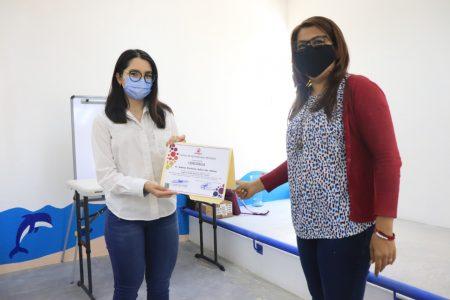 Con éxito concluyó el curso de Lengua de Señas Mexicanas
