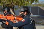 EVALÚAN EN COMPETENCIAS BÁSICAS DE LA FUNCIÓN POLICIAL A ELEMENTOS DE BCS