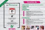 OFERTARÁN VACANTES DE EMPLEO EN SUPERMERCADOS EN LA PAZ