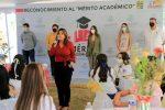 """""""Las y los estudiantes son el presente y el futuro que construyen todos los días"""": alcaldesa Armida Castro"""