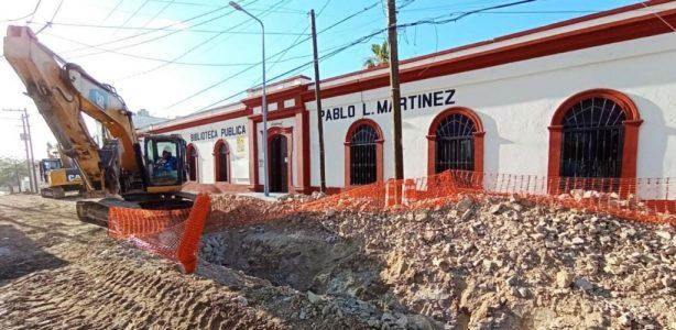 Gestiona Ayuntamiento de Los Cabos más de $265 millones de pesos para obras de pavimentación y sociales