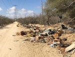El Ayuntamiento de Los Cabos solicita a la comunidad no contribuir en la generación de tiraderos de basura