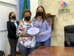 CUMPLE GOBIERNO DE LORETO CON JUBILADOS Y PENSIONADOS DEL SINDICATO DE BURÓCRATAS