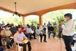 Arranca con reuniones previas de trabajo el alcalde electo de Los Cabos, Oscar Leggs Castro