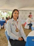 Alumna de la UABCS recibe medalla al Mérito Académico por parte del Ayuntamiento de Los Cabos