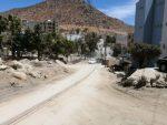 Anuncia Gobierno de Los Cabos trabajos de pavimentación sobre la calle Águila en Cabo San Lucas; se invita a tomar vías alternas