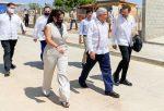 Armida Castro sigue trabajando en la gestión para la pavimentación de la 2da etapa de la Av. Nicolás Tamaral