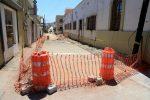 En 2 semanas más se reanudará la circulación en las calles Ignacio Zaragoza y Miguel Hidalgo del Centro Histórico de San José del Cabo