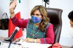Para salvaguardar la salud de la ciudadanía, se respetará el aforo permitido en el evento del 3er. Informe de Gobierno: alcaldesa Armida Castro