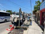 Recupera Oomsapas Los Cabos la operación en todo el municipio después de las afectaciones del huracán Olaf