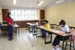RETORNAN A CLASES PRESENCIALES MÁS DE 4 MIL ESTUDIANTES DE NIVEL BÁSICO EN BCS