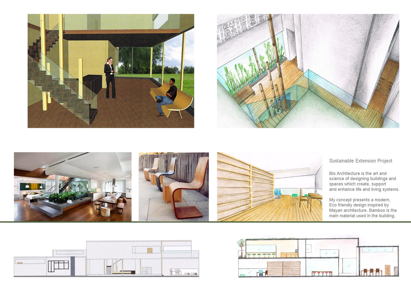 Eco Project Interior Design At Coláiste Dhúlaigh