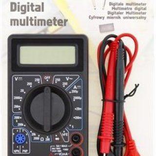 Digitale multimeter-DT-830B van de Action