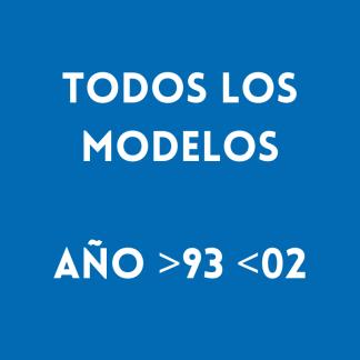 TODOS LOS MODELOS AÑO >93 <02