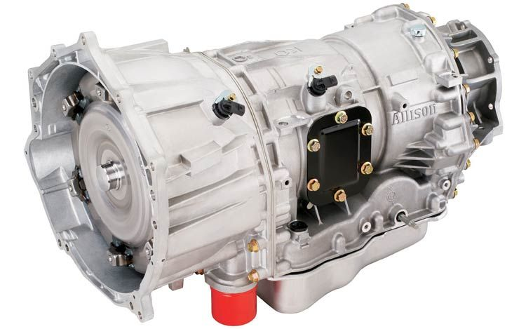 Allison HD4060 Transmission For Sale  Colaw RV Used Parts