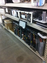 USED SUBURBAN RV FURNACE NT40 | Colaw RV Used Parts