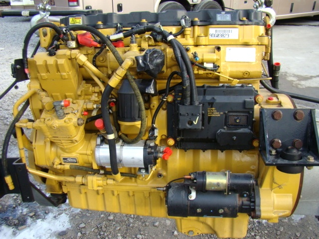 3126 Caterpillar Fuel Filter Truck 2005 Caterpillar C9 Cat Diesel Engine For Sale 400hp
