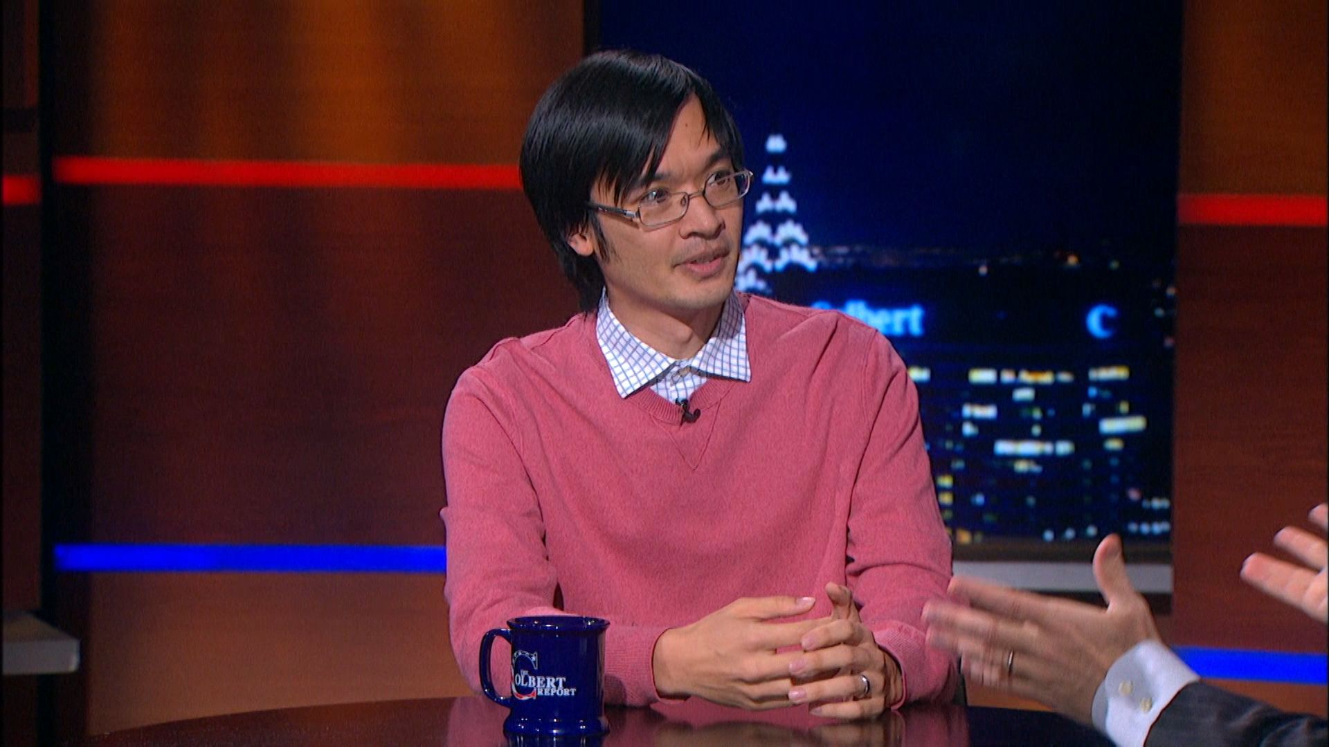 Terence Tao Terence Tao The Colbert Report Video