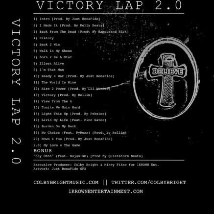 00 - COLBY_BRIGHT_Victory_Lap_20_The_Resurrection-back-large