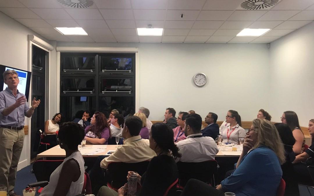 Colchester IBD Academic Meeting
