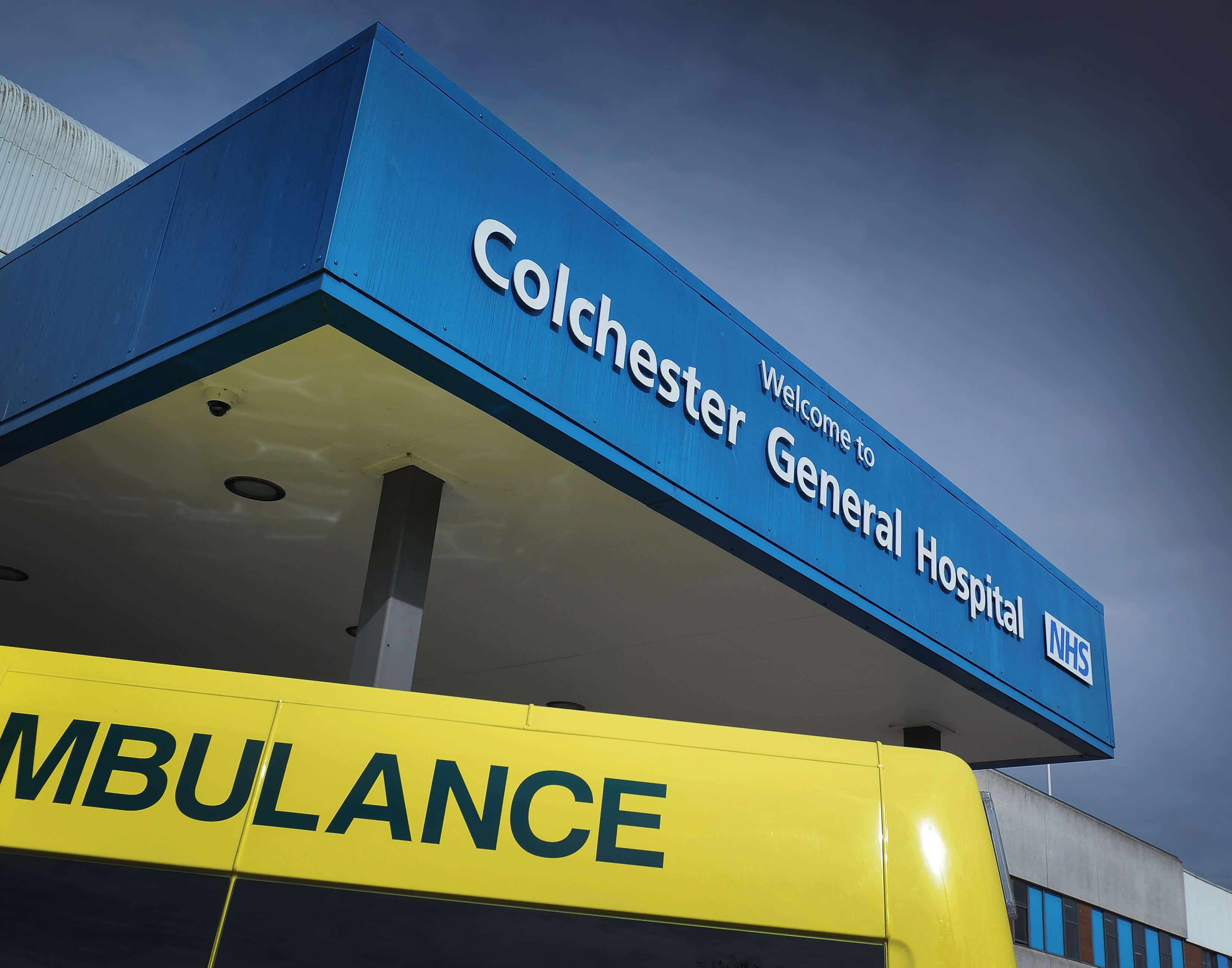colchester, hospital