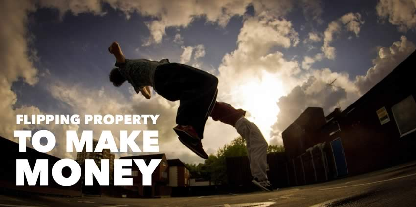 Flipping Property to Make Money in Colchester