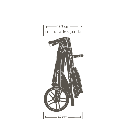 Cochesilla Vista 2019 UppaBaby