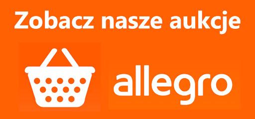 Zobacz nasze aukcje Allegro
