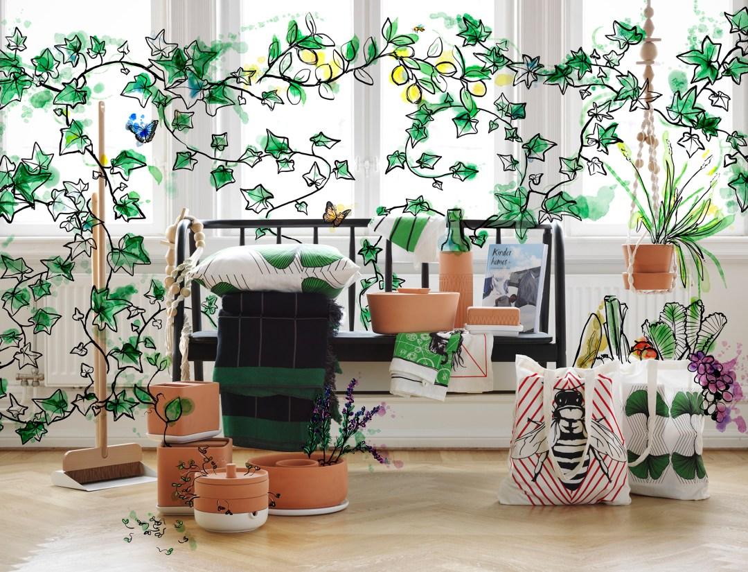 Ikea ANVÄNDBAR collection