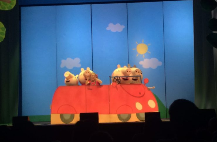 Peppa Pig Surprise Show